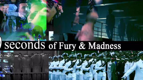Défilé du 14 JO – ॐ Seconds Of Fury & Madness