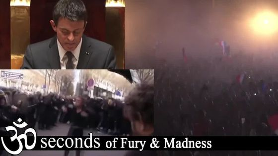 France 49-3 Allemagne Valls – ॐ Seconds Of Fury & Madness