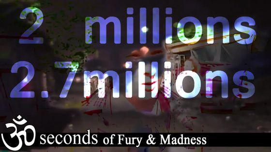 La jungle de calais vaut des millions – ॐ Seconds Of Fury & Madness