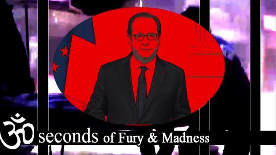 Œil pour dent – la bataille pour les droits de l'Homme en 2016 – ॐ Seconds Of Fury & Madness