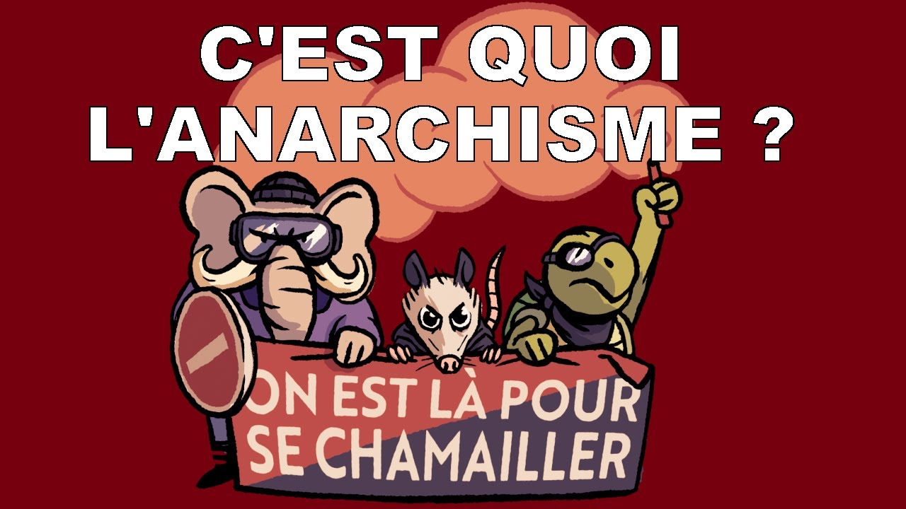 10 Questions sur l'Anarchisme
